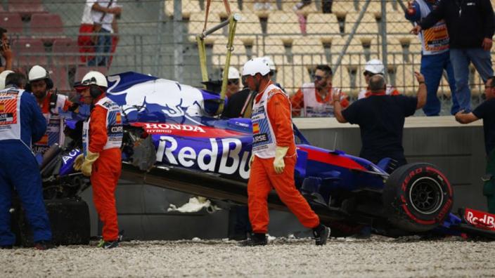 """Hartley blikt terug: """"Misschien wel zwaarste crash uit mijn leven"""""""