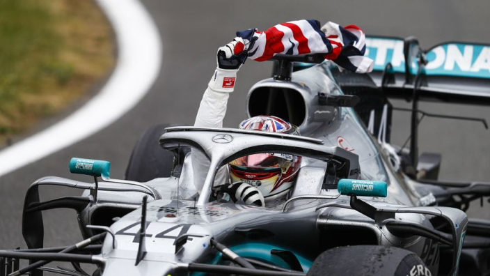 Wolff : Hamilton 'en bonne voie' mais encore loin des records de Schumacher
