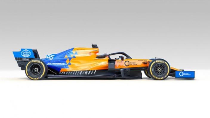 McLaren unveil 2019 car