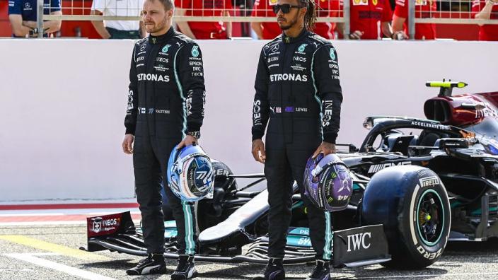 Hamilton over problemen eerste testdag: