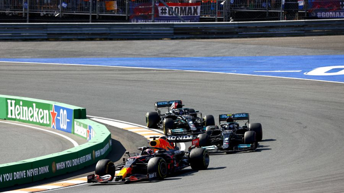 Dit is de stand in het constructeurskampioenschap na de Dutch Grand Prix