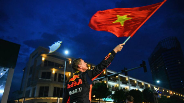 Vietnam GP 'will not be postponed', authorities claim