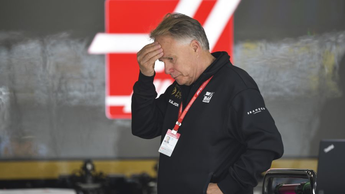 Haas summoned to race stewards over parc fermé breach