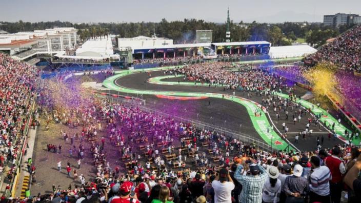 'Toekomst van Mexicaanse Grand Prix onzeker door terugtrekken van overheid'