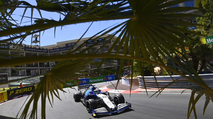 """Russell - Why walls """"disappear"""" at """"exhilarating"""" Monaco"""