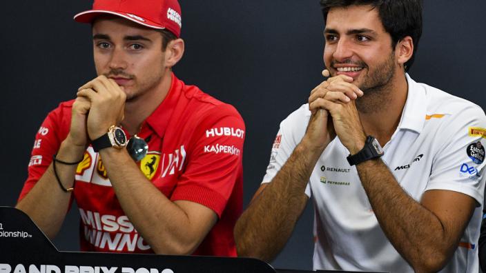 "Ferrari mistaken in thinking Sainz won't give Leclerc ""a run for his money"""