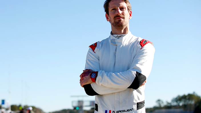 Grosjean's R8G team to manage Haas F1 esports effort