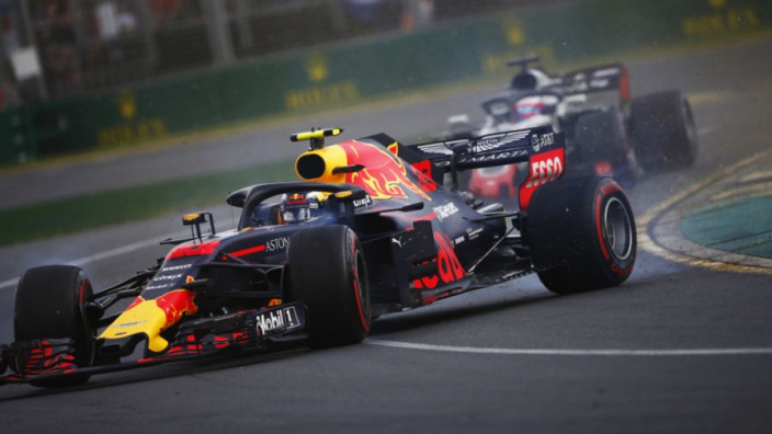 VIDEO: Verstappen's wild rant after incurring five-second penalty