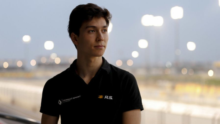 Williams announce new reserve driver