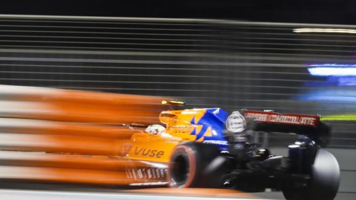 LIVE: Volg hier de lancering van de McLaren MCL35 F1