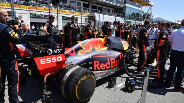 Red Bull et Honda : la lune de miel est bel et bien terminée