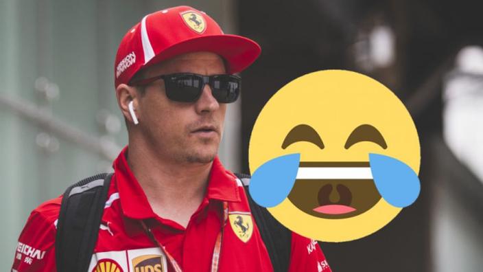 VIDEO: De meest hilarische en ongemakkelijke momenten met Kimi Räikkönen