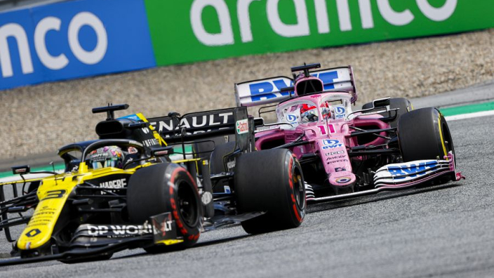 Perez approached by rival team amid Vettel rumors
