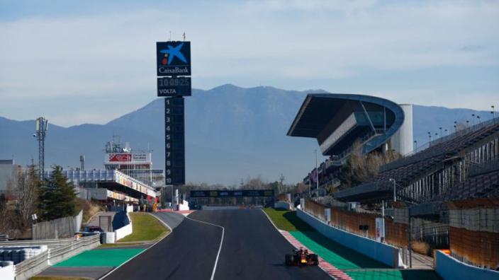 LIVE! F1 Preseason Testing Day Four