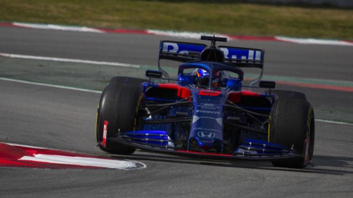 Toro Rosso: 'Albon heeft fantastisch werk geleverd'
