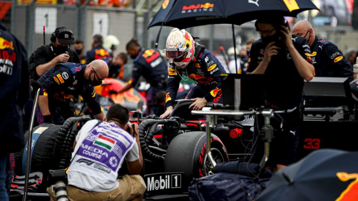 Honda probeert motor Verstappen te repareren, Red Bull vreest voor gridstraffen | Week-End