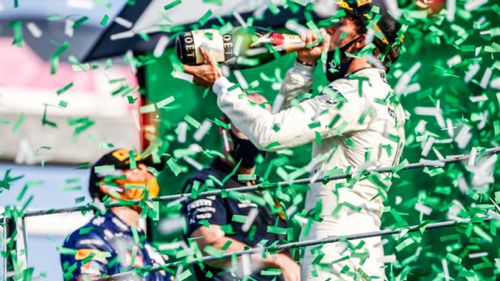 """Tost trots op Gasly: """"Blijft hopelijk nog vele jaren in de Red Bull-familie"""""""
