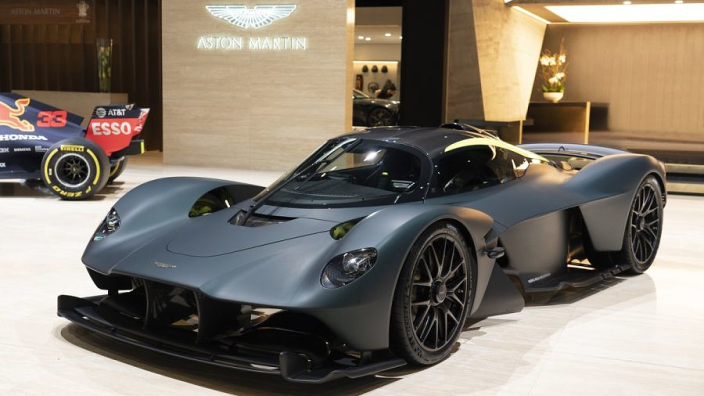 VIDEO: How Red Bull helped develop Aston Martin's Valkyrie hypercar