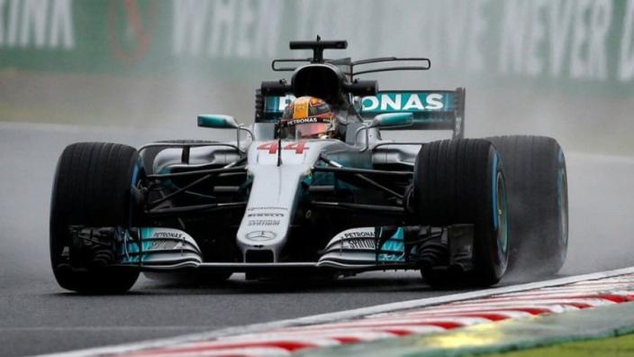 Lewis Hamilton: 'Ik kan me geen verandering voorstellen'