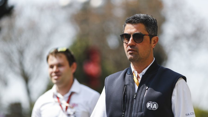 Masi vows to learn from recent F1 safety incidents