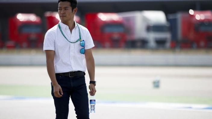 Japanse coureur debuteert voor Toro Rosso op Suzuka