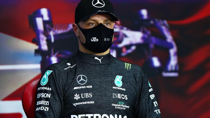 """Villeneuve niet onder de indruk van Bottas: """"Hij is te langzaam"""""""