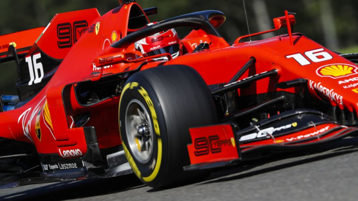 Ferrari confirm power unit upgrade for Monza - GPFans com