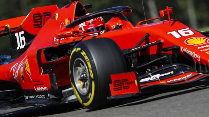 Ferrari confirm power unit upgrade for Monza