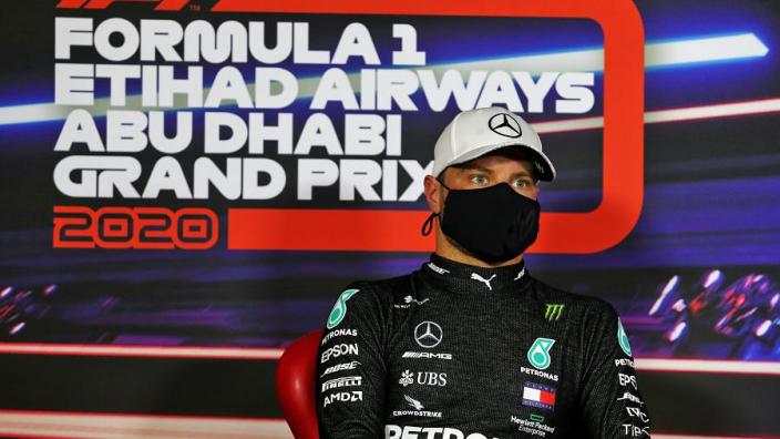 """Bottas bijt zich stuk op Verstappen: """"Red Bull was vandaag te goed"""""""
