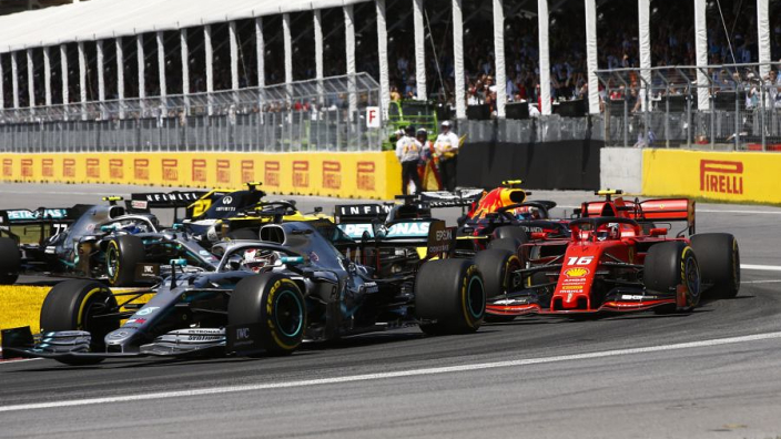 F1 reveals 2020 schedule with record number of races