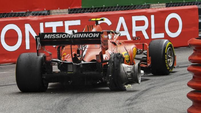 Leclerc desperate to shake off misfortune at Monaco