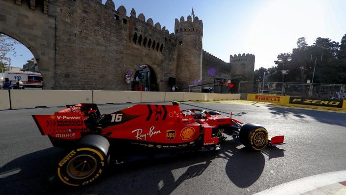EL2 (VIDÉOS) - Leclerc et Ferrari en tête ; Stroll et Kvyat dans le mur