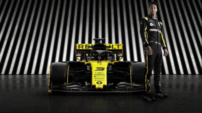 Ricciardo wants to catalyse positivity within Renault