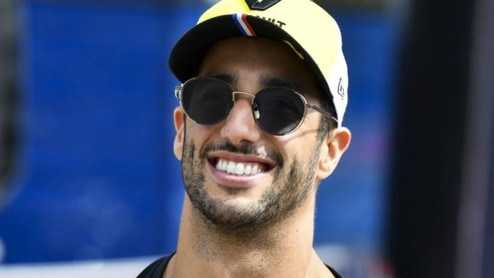 Ricciardo looking to channel past Belgian GP success