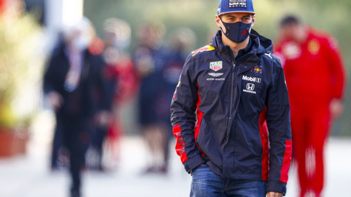 """Verstappen heeft begrip voor Dutch GP in september: """"Ze willen fans erbij hebben"""""""