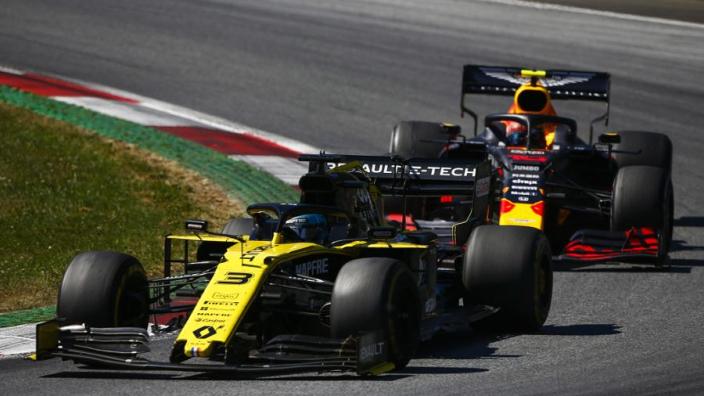 Ricciardo : Red Bull possède une mentalité de vainqueur... Renault, pas encore