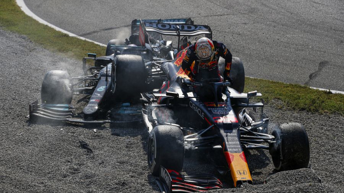 Horner - FIA could have made a 'statement' with Italian GP penalties