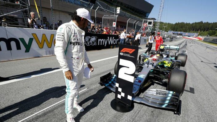 Raikkonen: Hamilton deserved Austria grid penalty
