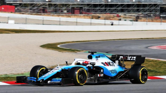 Kubica: Williams yet to push FW42 despite promising reliability
