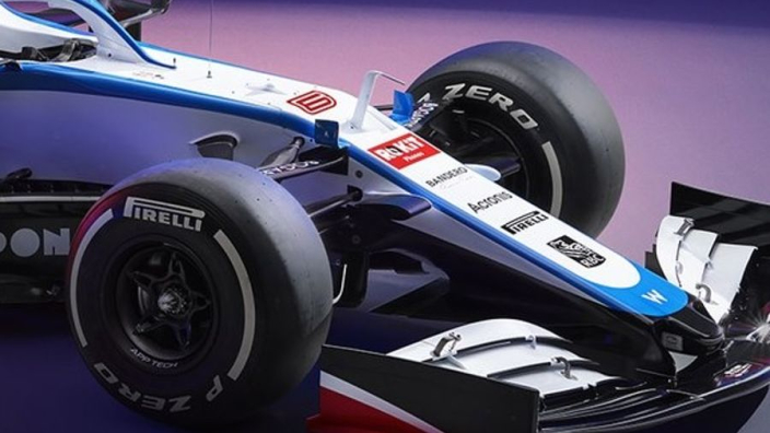 Williams launch the FW43