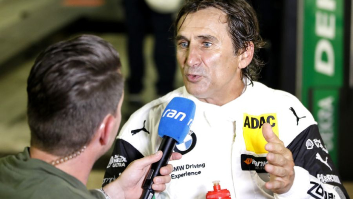 "Zanardi showing 'some stability' but his condition ""remains serious"""