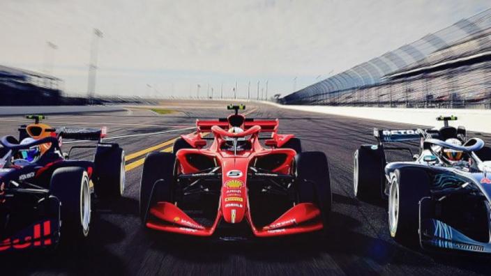 GALLERIJ: Zo gaan de Formule 1-auto's er over een paar jaar uitzien