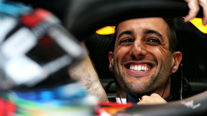 Ricciardo on Ferrari talks: Leclerc was already picked
