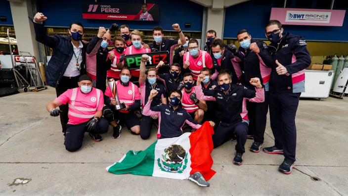"""""""A tragedy"""" if Perez not in Formula 1 in 2021 - Brawn"""