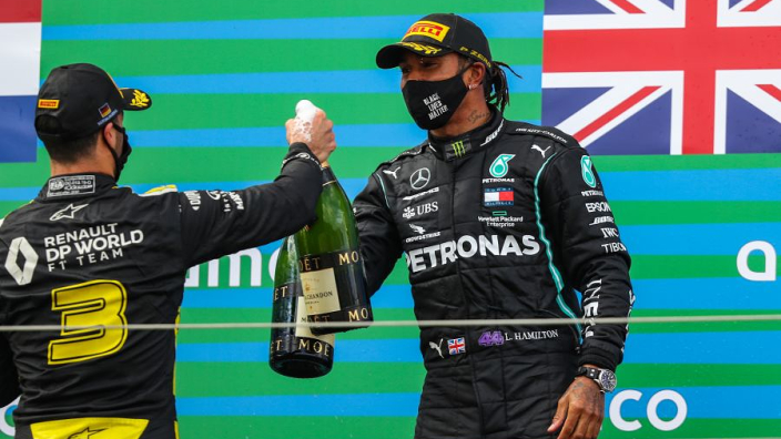 Vettel: Schumacher was better than Hamilton class=