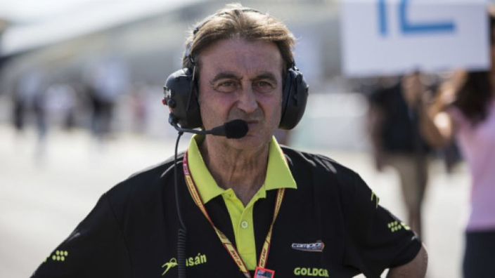 Former F1 driver and Campos team founder Adrian Campos dies aged 60