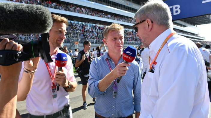 Sky Deutschland agree 'exclusive rights deal' with Formula 1
