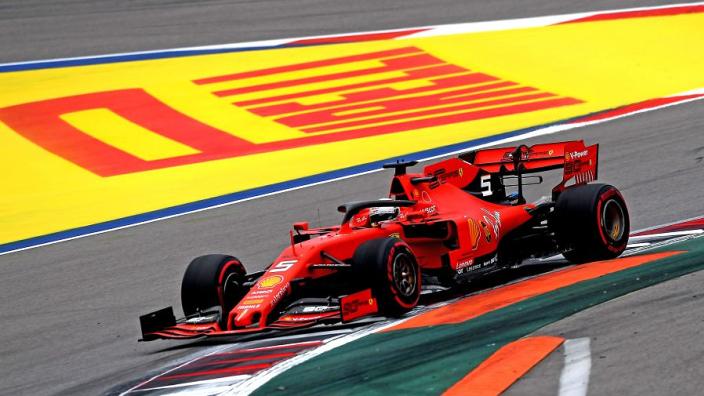 Vettel insists Ferrari can match Red Bull in Mexico