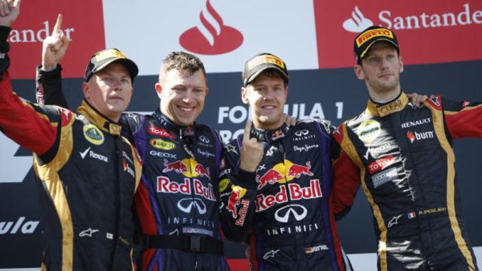 Grosjean rues Nürburgring missed opportunity