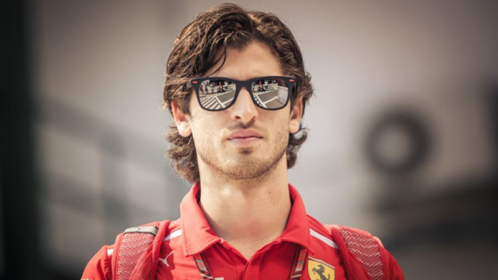 Giovinazzi thinks he can replace Vettel in 2021